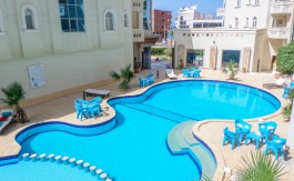 1 bed pool view rent hurghada dreams (10)